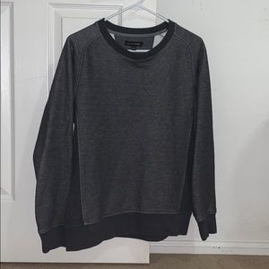 Banana Republic Fleece Crew Sweater NEW CONDITION